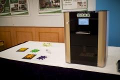 3D打印機與打印作品